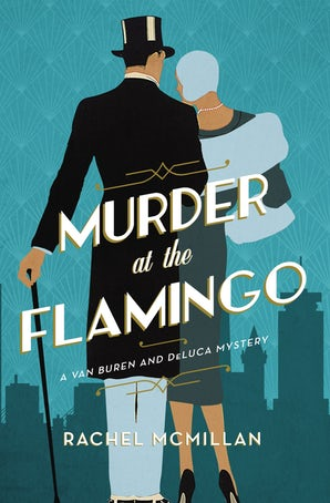 Murder at the Flamingo Paperback  by Rachel McMillan