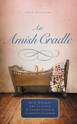 An Amish Cradle book image