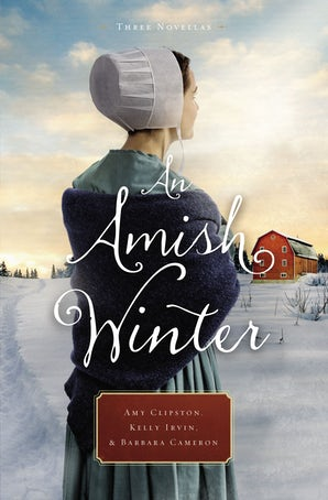 An Amish Winter Paperback  by Amy Clipston