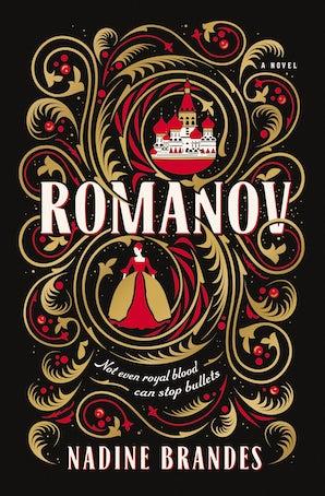 Romanov Hardcover  by Nadine Brandes