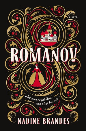 Romanov book image