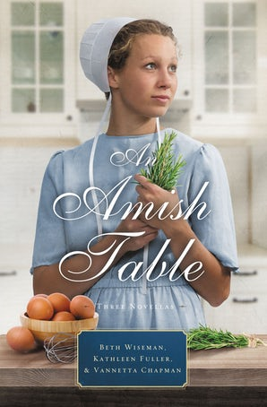 An Amish Table book image