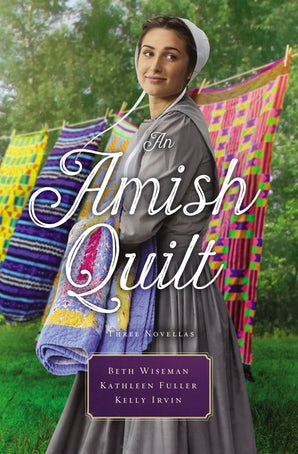 An Amish Quilt Paperback  by Beth Wiseman
