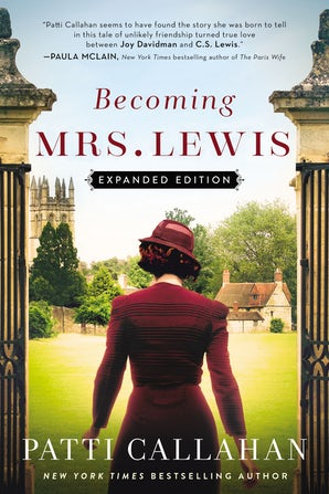 Becoming Mrs. Lewis Paperback  by Patti Callahan