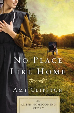 No Place like Home eBook DGO by Amy Clipston