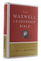 NKJV, Maxwell Leadership Bible, Third Edition, Hardcover, Comfort Print