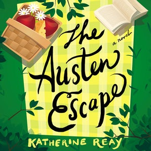 The Austen Escape Downloadable audio file UBR by Katherine Reay