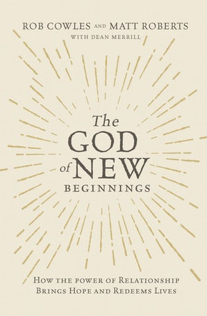 The God of New Beginnings book image