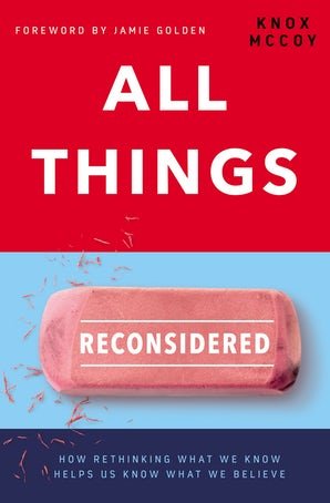 All Things Reconsidered book image
