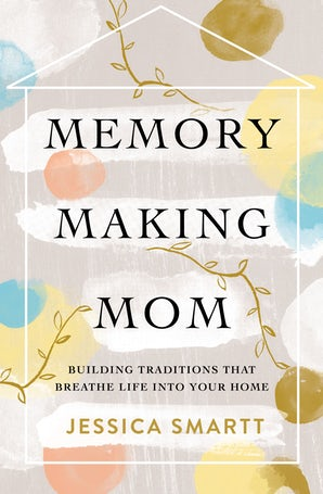 Memory-Making Mom book image