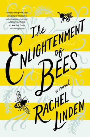The Enlightenment of Bees Paperback  by Rachel Linden