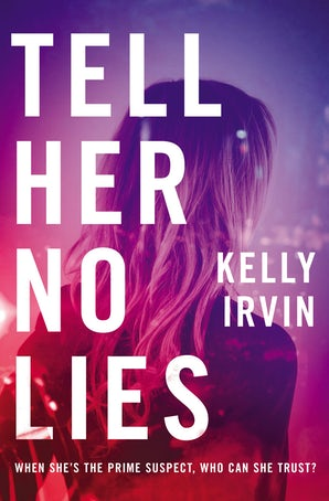 Tell Her No Lies book image