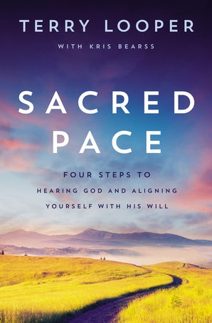 Sacred Pace book image