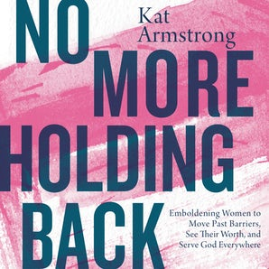 No More Holding Back book image