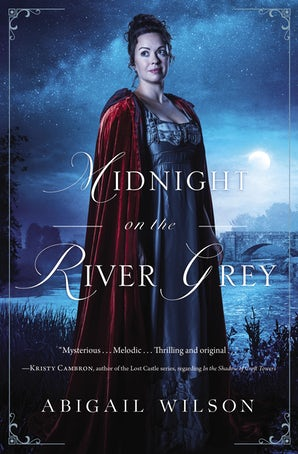 Midnight on the River Grey Paperback  by Abigail Wilson
