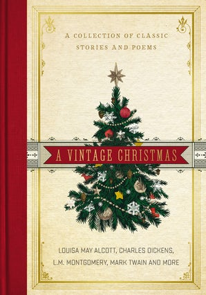 A Vintage Christmas book image