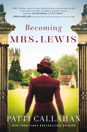 Becoming Mrs. Lewis book image