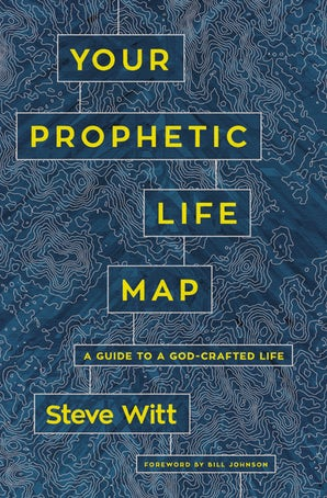 Your Prophetic Life Map book image