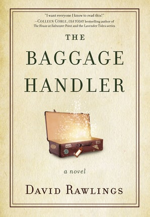 The Baggage Handler Hardcover  by David Rawlings