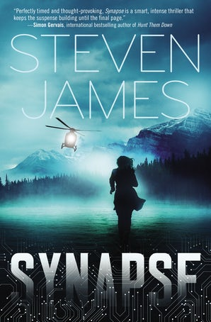 Synapse Paperback  by Steven James