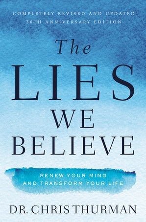 The Lies We Believe book image