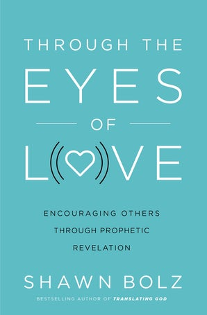 Through the Eyes of Love book image