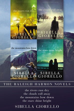 The Raleigh Harmon Novels eBook DGO by Sibella Giorello