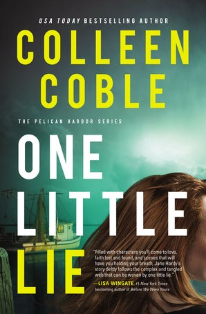 One Little Lie Paperback  by Colleen Coble