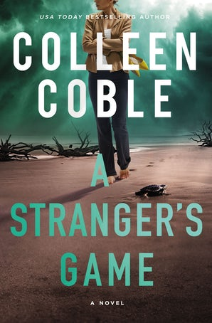 A Stranger's Game Paperback  by Colleen Coble