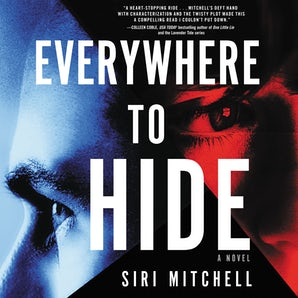 Everywhere to Hide Downloadable audio file UBR by Siri Mitchell