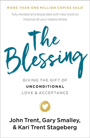 The Blessing book image