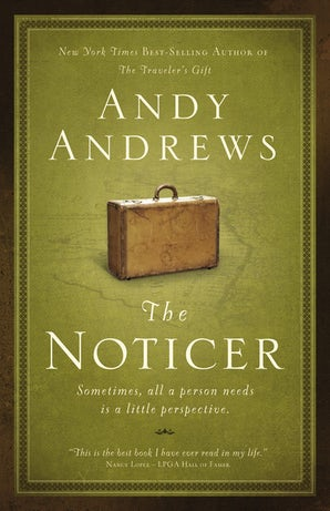 The Noticer Hardcover  by Andy Andrews