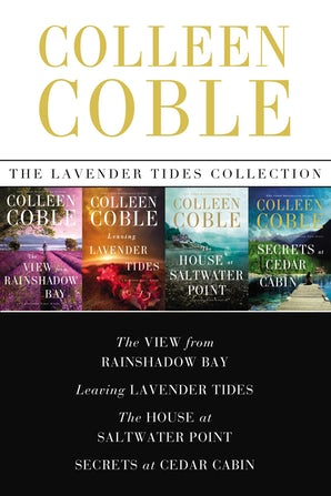 The Lavender Tides Collection eBook DGO by Colleen Coble