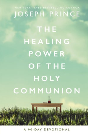 The Healing Power of the Holy Communion book image
