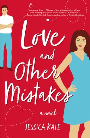 Love and Other Mistakes Paperback  by Jessica Kate