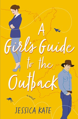 A Girl's Guide to the Outback Paperback  by Jessica Kate