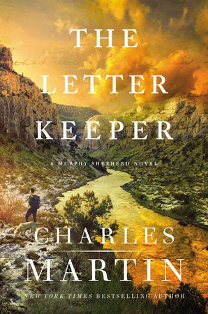 The Letter Keeper Hardcover  by Charles Martin