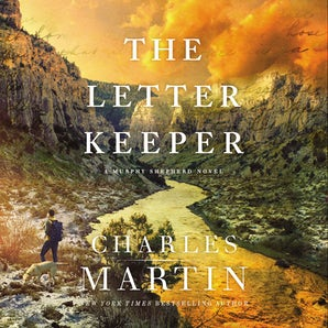 The Letter Keeper Downloadable audio file UBR by Charles Martin