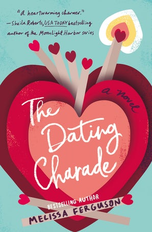 The Dating Charade Paperback  by Melissa Ferguson