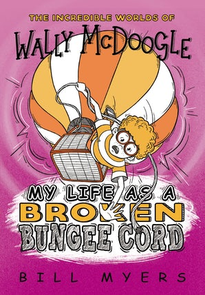 My Life as a Broken Bungee Cord book image