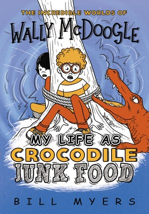 My Life as Crocodile Junk Food book image