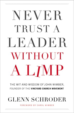 Never Trust a Leader Without a Limp book image