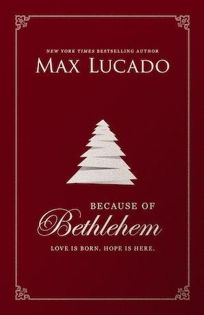 Because of Bethlehem book image
