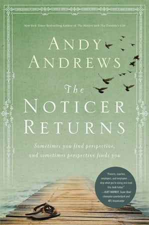 The Noticer Returns Hardcover  by Andy Andrews