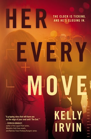 Her Every Move Paperback  by Kelly Irvin