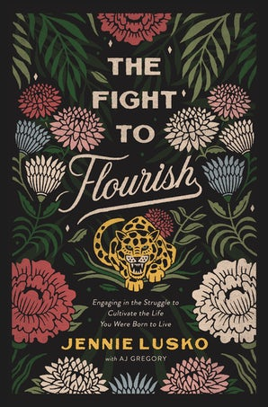 The Fight to Flourish book image