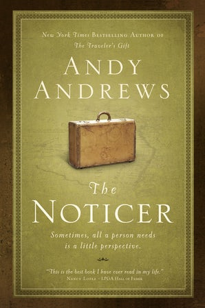 The Noticer Paperback  by Andy Andrews