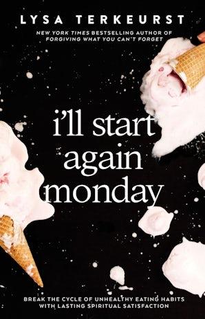 I'll Start Again Monday book image