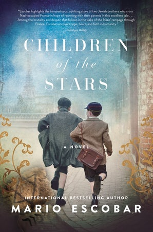 Children of the Stars Paperback  by Mario Escobar