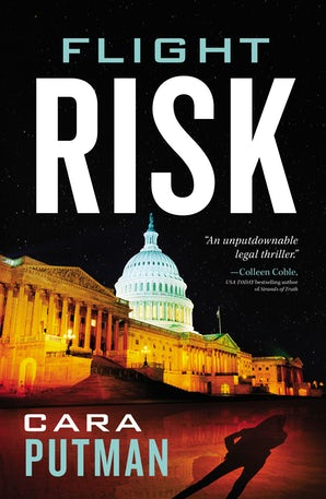 Flight Risk Paperback  by Cara C. Putman